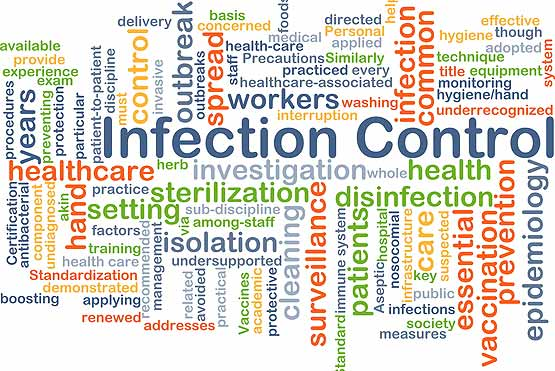 infection control and life safety