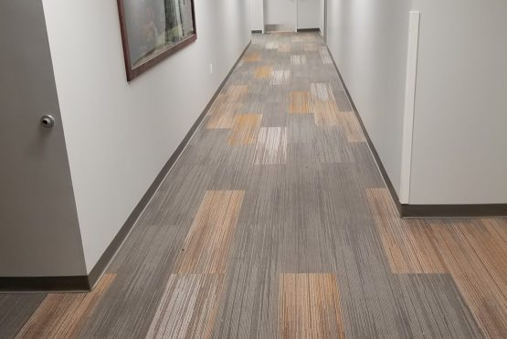 Corridor Carpet Tile Central Illinois