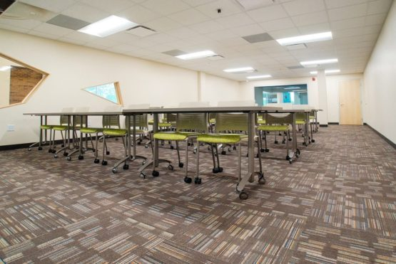 Classroom Carpeting Central Illinois