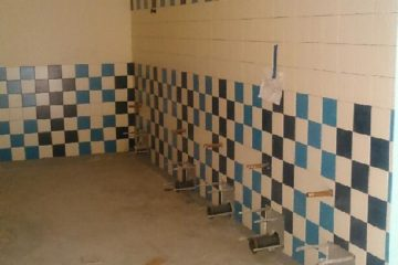Restroom Pattern Wall Tile Central Illinois
