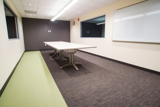 Meeting Room Custom Carpet Central Illinois
