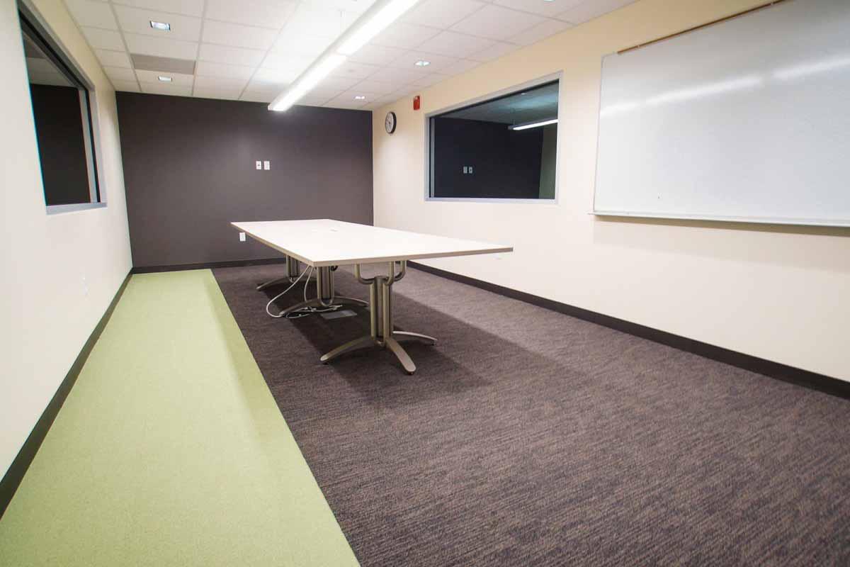 Meeting Room Custom Carpet Central Illinois