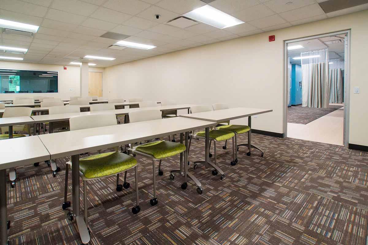 Healthcare Classroom Carpet Central Illinois