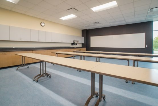 Healthcare Classroom Central Illinois